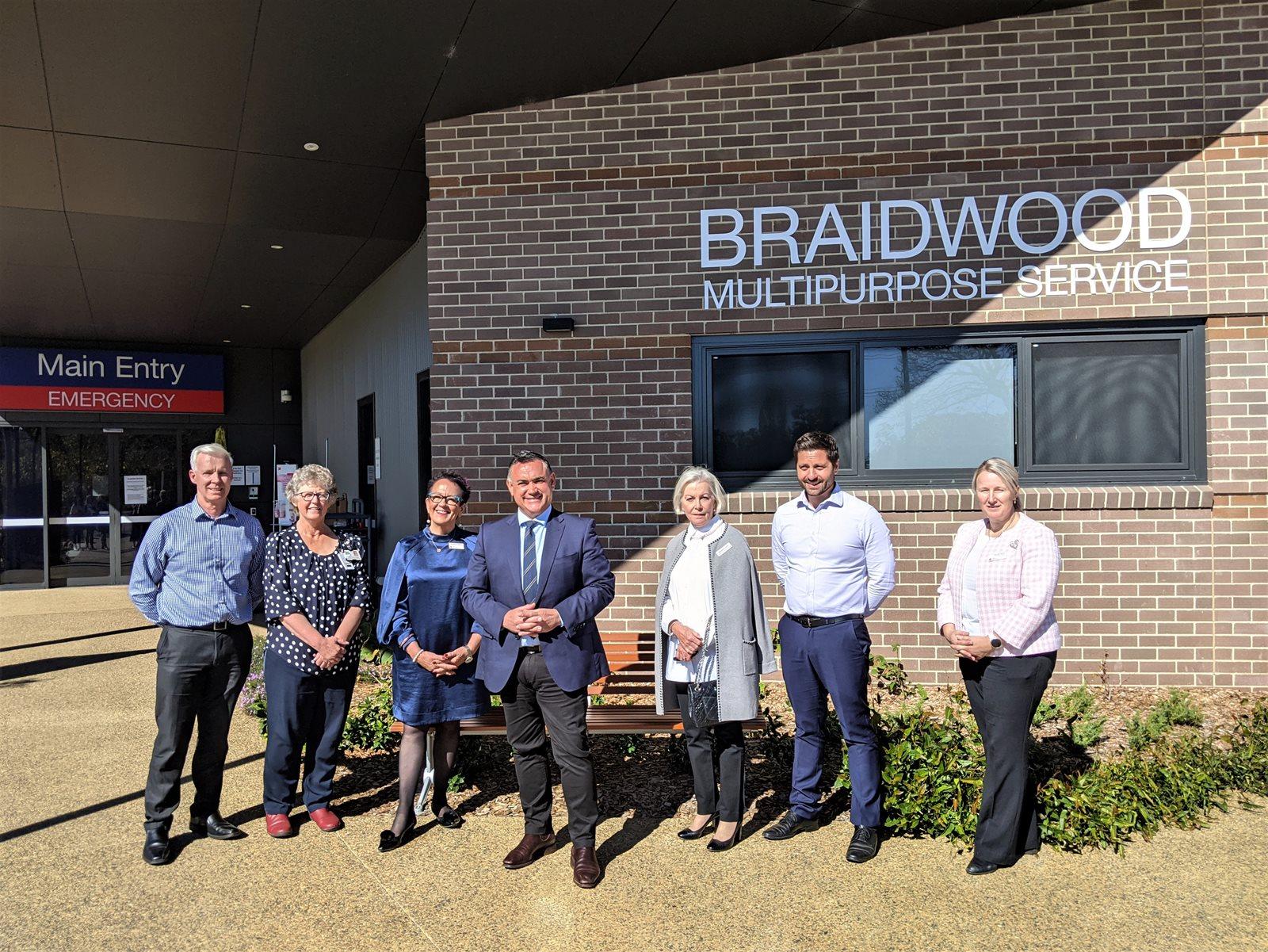Braidwood - Opened April 2021